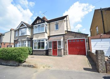 Thumbnail 3 bedroom semi-detached house for sale in Rutland Crescent, Luton