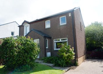 Thumbnail 2 bed semi-detached house for sale in Breamish Place, Gardenhall, East Kilbride