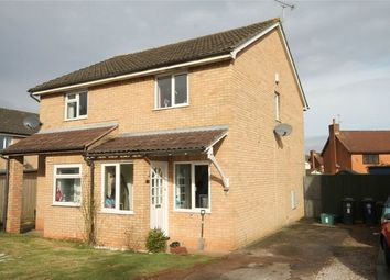Thumbnail 2 bed semi-detached house to rent in Scott Lawrence Close, Frenchay, Bristol