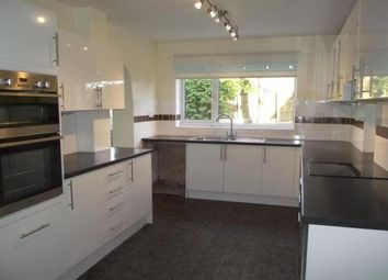 Thumbnail 4 bed detached house to rent in Leabrook Close, Nottingham