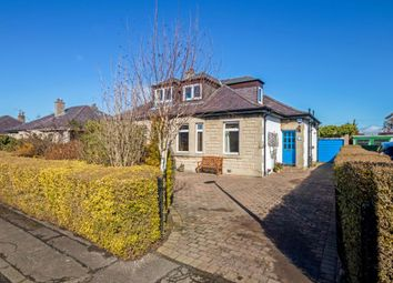 Thumbnail 3 bed semi-detached bungalow for sale in 7A Craigcrook Square, Edinburgh