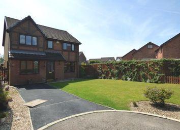Thumbnail 4 bed detached house for sale in Rosebank, Lea, Preston, Lancashire