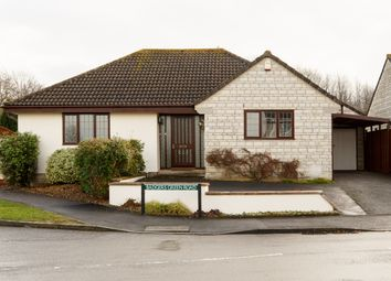 Thumbnail 3 bed detached bungalow for sale in Badgers Green Road, Street
