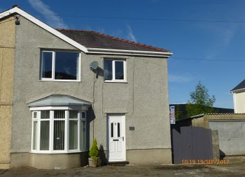 Thumbnail 3 bedroom property for sale in Heol Y Gors, Cwmgors, Ammanford, Carmarthenshire.