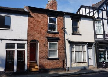Thumbnail 2 bed terraced house for sale in Christleton Road, Chester