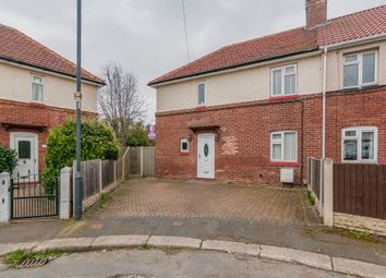 Thumbnail 3 bed semi-detached house for sale in Belvedere, Balby, Doncaster