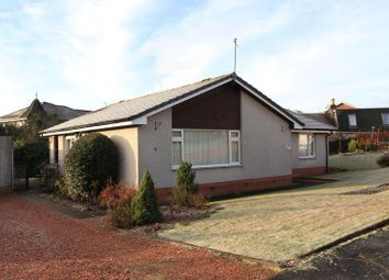 Thumbnail 4 bed detached bungalow for sale in Countess Gardens, Crieff