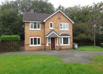 Thumbnail 3 bed detached house to rent in Church Meadow, Unsworth, Bury