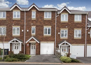 Thumbnail 4 bed town house for sale in Spring Place Gardens, Mirfield, West Yorkshire
