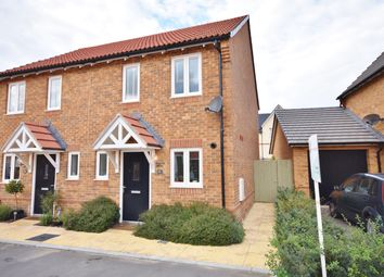 Thumbnail Semi-detached house for sale in Woodpecker Way, Didcot