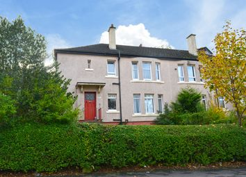 Thumbnail 3 bed flat for sale in Harefield Drive, Scotstoun, Glasgow