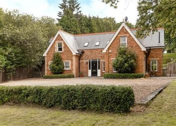 Thumbnail 4 bed detached house for sale in Broadway Road, Windlesham, Surrey