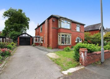 Thumbnail 4 bed detached house for sale in Ainsworth Road, Bury