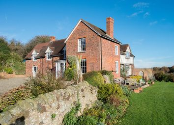 Thumbnail 6 bed farmhouse for sale in Clows Top, Kidderminster