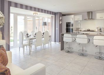 "Thumbnail 4 bed detached house for sale in ""Cornell"" at Chalton Lane, Clanfield, Waterlooville"