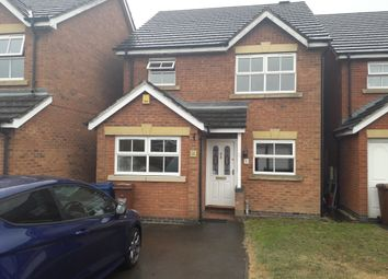 Thumbnail 3 bed detached house to rent in Brunswick Place, Banbury