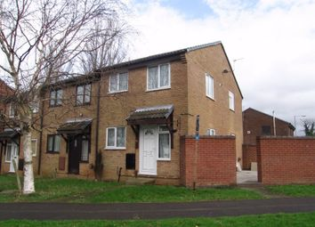 Thumbnail End terrace house to rent in Sutherland Avenue, Yate, Bristol