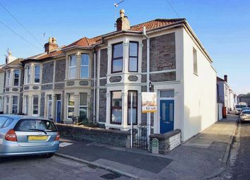 Thumbnail 3 bed end terrace house for sale in Carlyle Road, Greenbank, Bristol