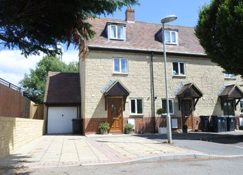 Thumbnail 3 bed end terrace house for sale in Christys Gardens, Christys Lane, Shaftesbury