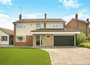 Thumbnail 4 bed detached house for sale in Grassfield Way, Knutsford, Cheshire