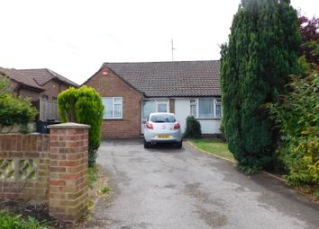 Thumbnail 3 bed detached bungalow to rent in Park Road, Purbrook, Waterlooville