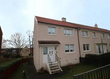 Thumbnail 3 bed end terrace house for sale in Ballochnie Drive, Plains, Airdrie, North Lanarkshire