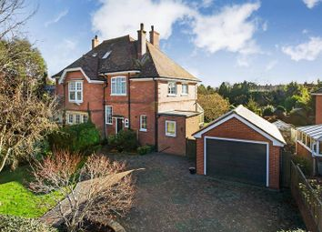 Thumbnail 3 bed semi-detached house for sale in Merton Lodge, Salterton Road, Exmouth