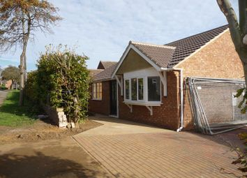 Thumbnail 2 bed detached bungalow for sale in Mendip Road, Northampton