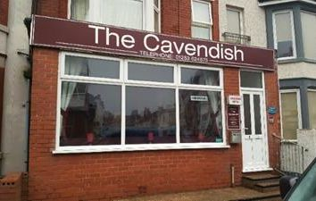 Thumbnail Hotel/guest house to let in Cavendish Hotel, 11 Pleasant Street, Blackpool