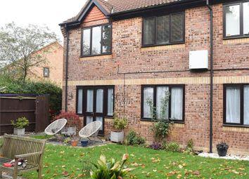 Thumbnail 1 bed flat for sale in Westfield, Aylesbury, Buckinghamshire