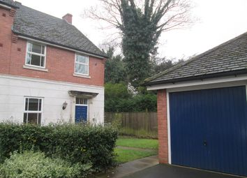 Thumbnail 3 bed end terrace house to rent in Courtlands Close, Edgbaston, Birmingham