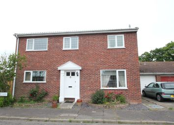 Thumbnail 4 bed detached house to rent in William Close, Wivenhoe, Colchester