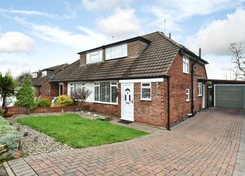 Thumbnail 2 bed semi-detached bungalow for sale in Sunnybank Road, Potters Bar, Hertfordshire