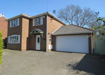 Thumbnail 4 bed detached house for sale in Manor Road, Hayling Island