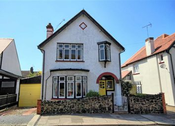 Thumbnail 3 bed detached house for sale in Kingsway, Westcliff-On-Sea, Essex