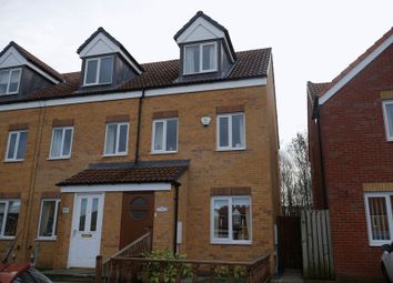 Thumbnail 3 bed terraced house for sale in Dixon Way, Coundon, Bishop Auckland
