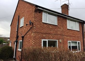 Thumbnail 2 bed maisonette for sale in Mayfield Court, Stratford-Upon-Avon