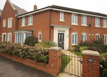 Thumbnail 3 bed terraced house for sale in Ocotcal Way, The Sidings, Wiltshire