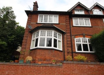 Thumbnail 5 bed semi-detached house for sale in Ashby Road, Burton-On-Trent
