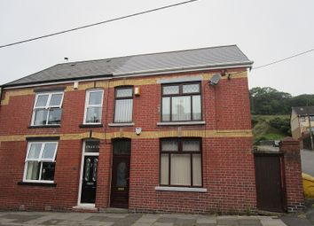 Thumbnail 3 bed semi-detached house for sale in 53 Humphreys Terrace, Maesteg, Bridgend.