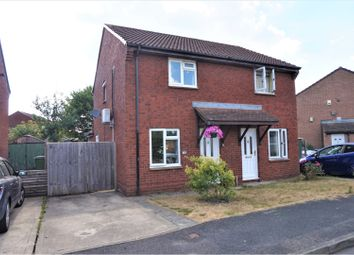 Thumbnail 3 bed semi-detached house for sale in Braemore Close, Thatcham