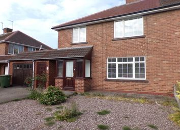 Thumbnail 3 bedroom property to rent in Dovedale Avenue, Willenhall
