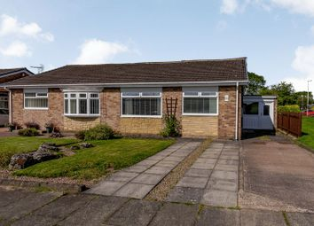 Thumbnail 2 bed semi-detached bungalow for sale in Manningford Close, Cramlington