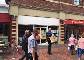 Thumbnail Retail premises to let in Unit 8 Market Walk, Chorley, Lancashire