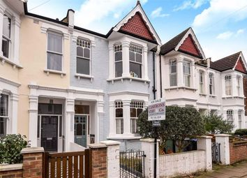 Thumbnail 4 bed terraced house for sale in Creighton Road, Queens Park, London