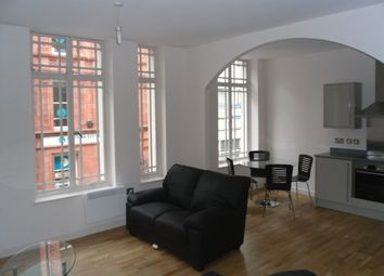 Thumbnail 2 bed flat to rent in Cheltenham House, 24A Clare Street, Bristol