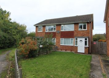 Richmond Way, Newport Pagnell, Buckinghamshire MK16. 3 bed semi-detached house for sale