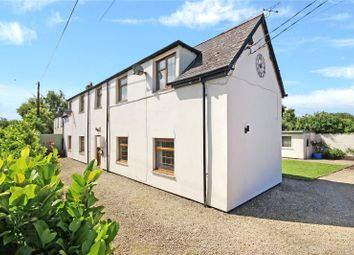 Broad Town Road, Broad Town, Wiltshire SN4. 5 bed semi-detached house