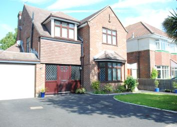 Thumbnail 5 bed detached house for sale in The Grove, Bournemouth