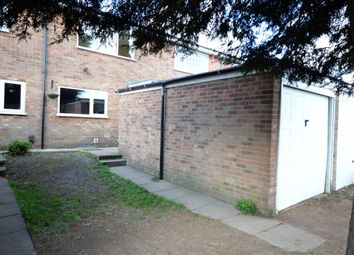Thumbnail 2 bedroom town house for sale in Fernleys Close, Leicester